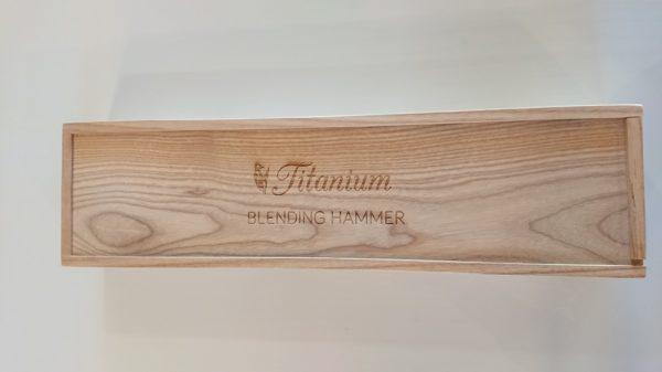 PDR High Quality Blending Hammer Titanium