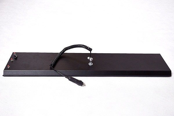 PDR LED Light Tool 3x Stripes 78 cm Length With Dimmer