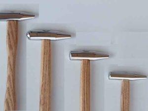 4x PDR Blending Hammers Tools Kit 100gr+120gr+130gr+140gr (discount)
